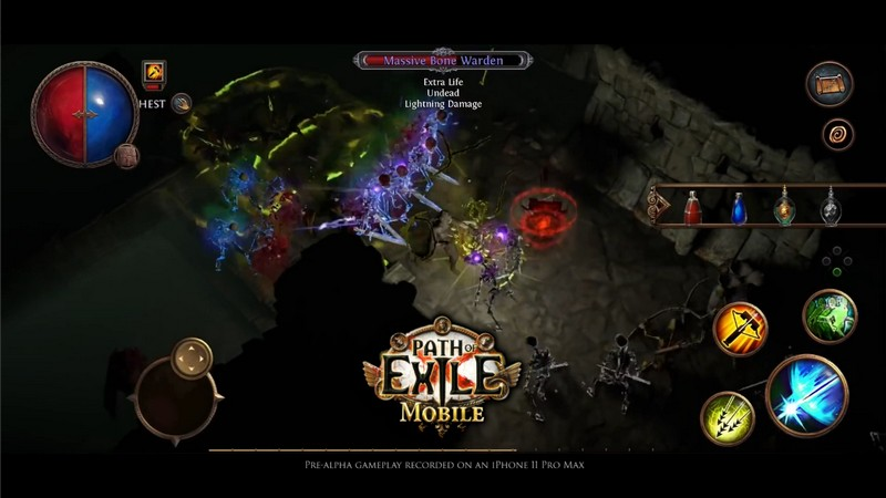 path of exile mobile 1