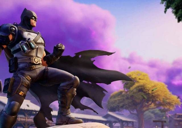 batman zero fortnite