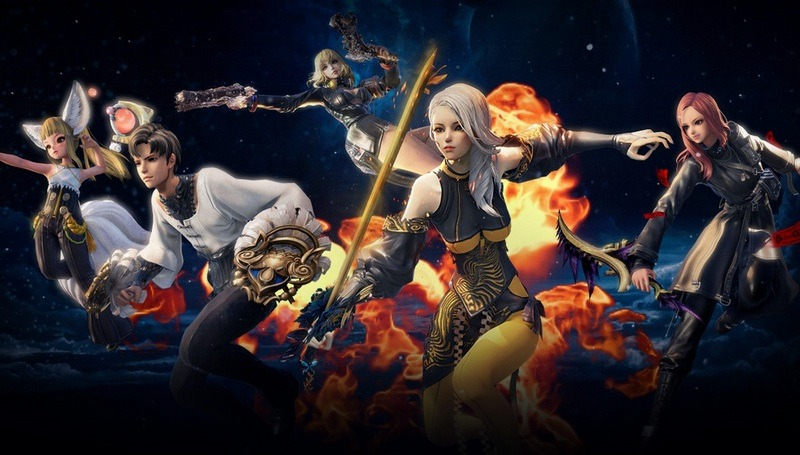 blade and soul ue4