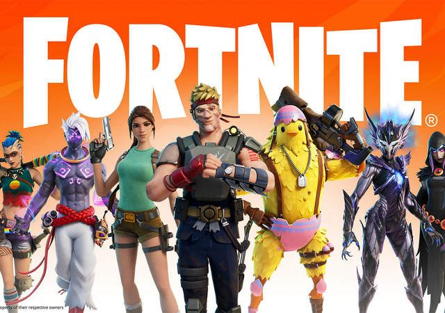 fortnite epic games