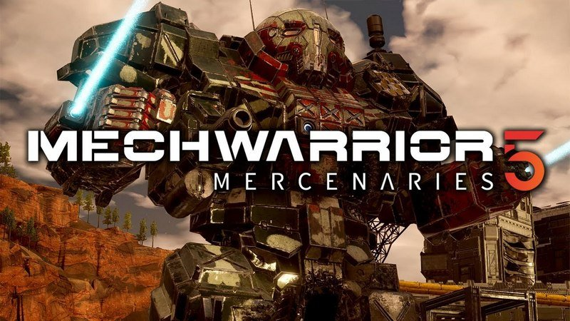 mechwarrior 5 mercenaries