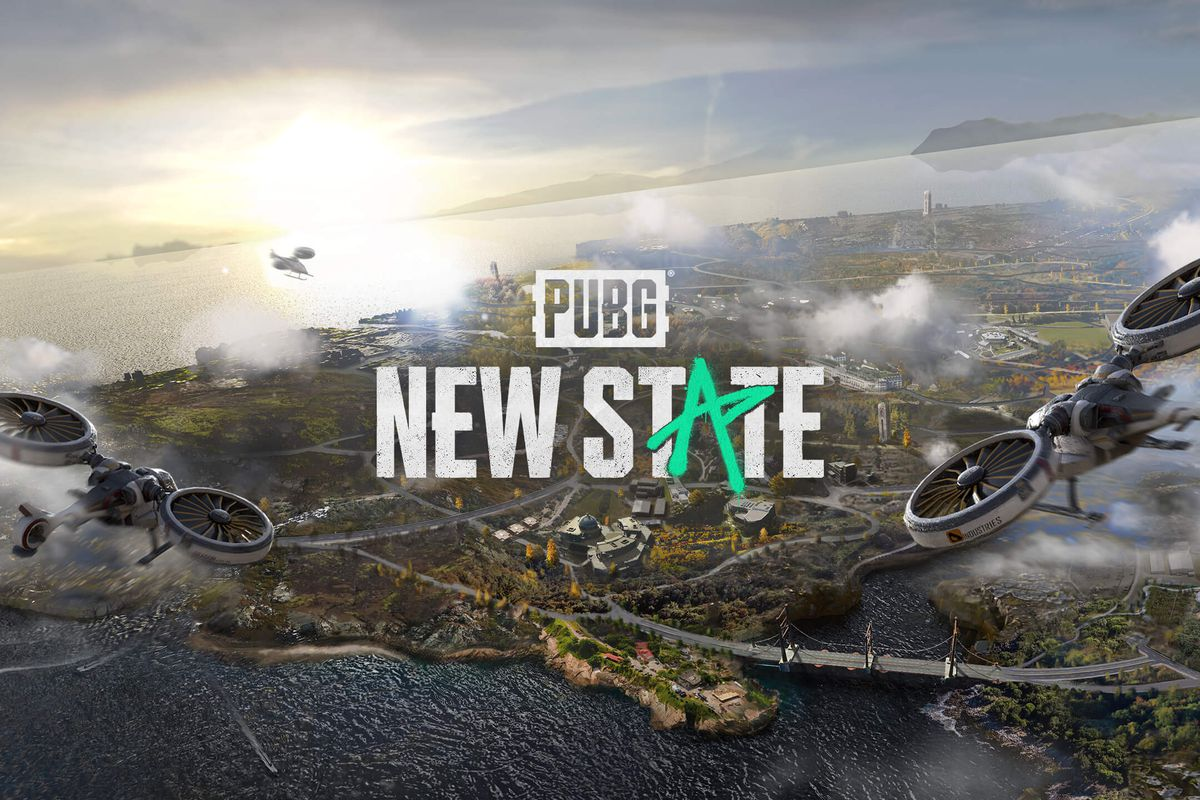 KRAFTON PUBG: New State