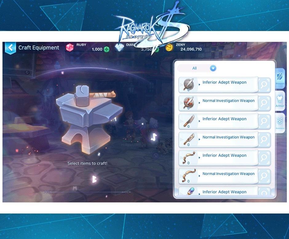 Ragnarok Online: Valkyrie Uprising Project S