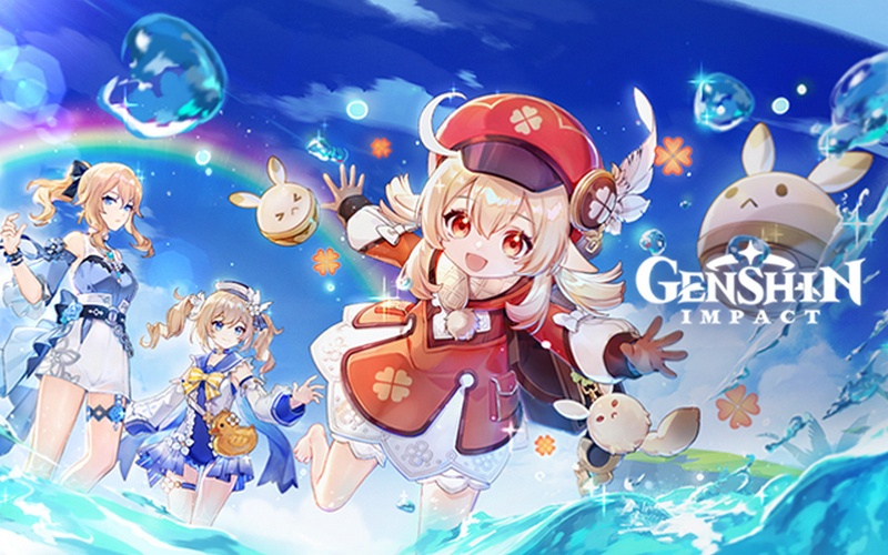 genshin impact epic games store 1
