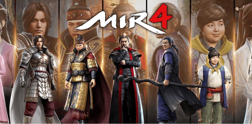 MIR4 - Global pre-registration begins for Unreal Engine 4 MMORPG - MMO  Culture